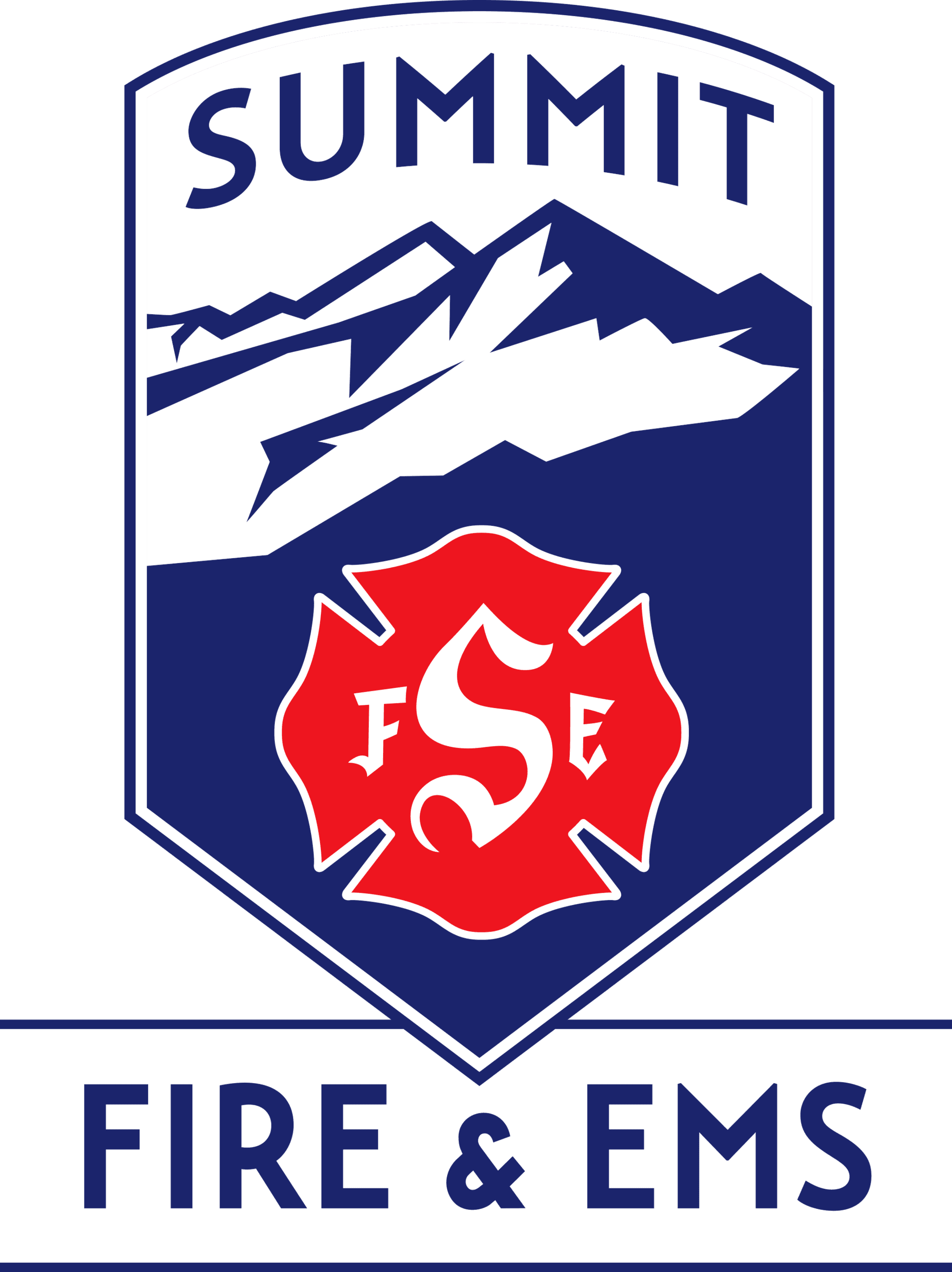 Summit Fire and EMS Logo