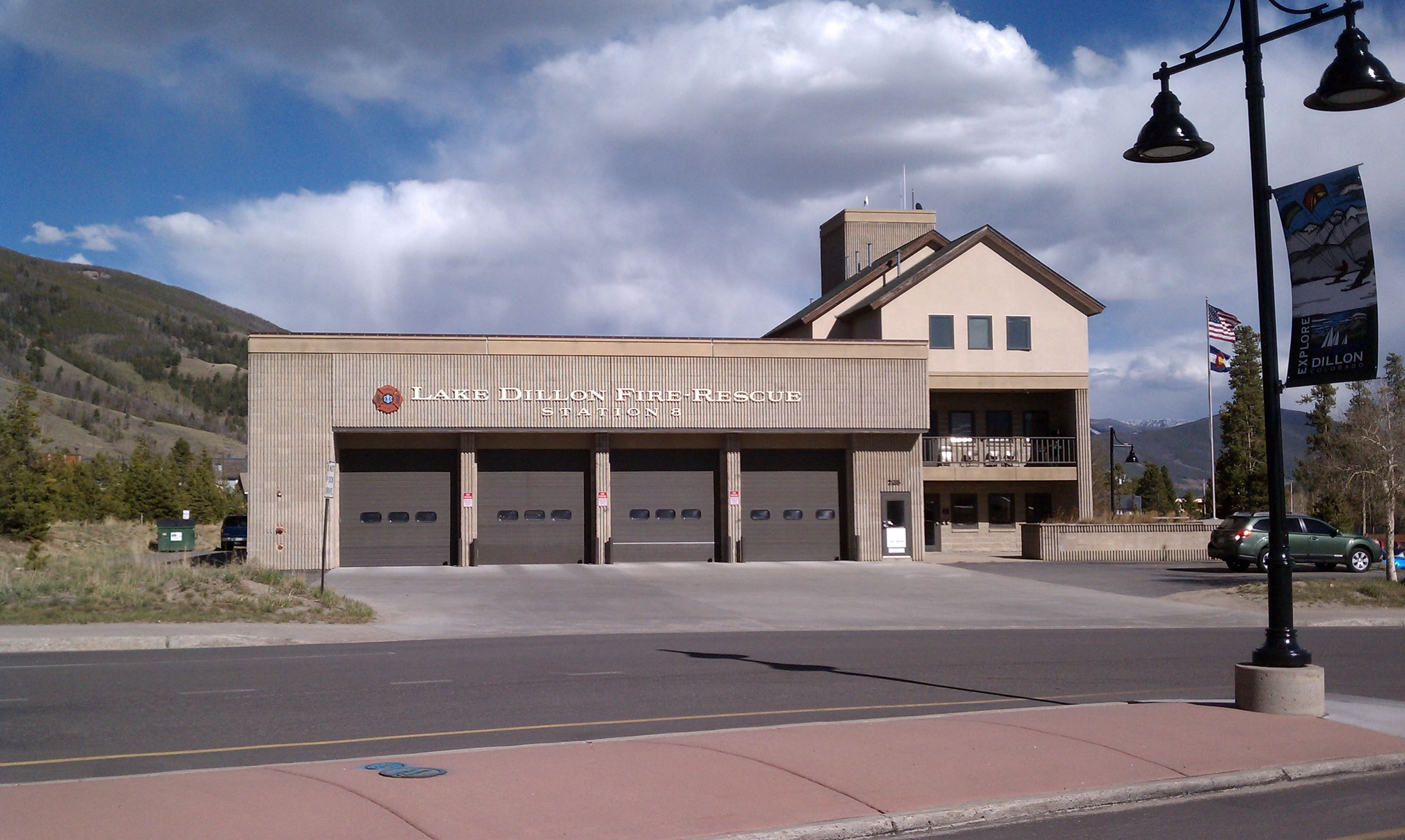 LDFR Station 8